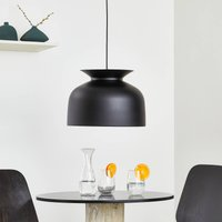 GUBI Ronde hanging light   40 cm  black