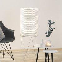 GUBI Pedrera PD2 floor lamp with dimmer  white