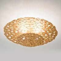 Gold plated Tresor ceiling light 45 cm  gold