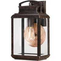 Byron   wall light for outdoors in vintage design