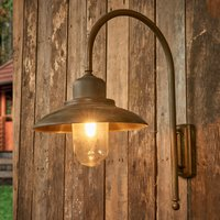 Casale   an outdoor wall light with charm