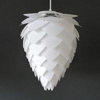 UMAGE Conia mini hanging lamp  white