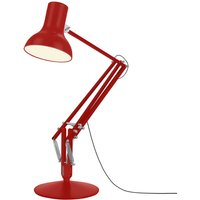 Anglepoise Type 75 Giant floor lamp red