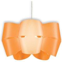 Orange hanging light Mini Alien