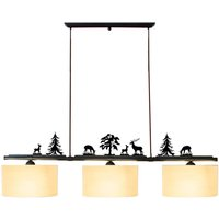 Menzel TH91303 hanging light with hunting motif