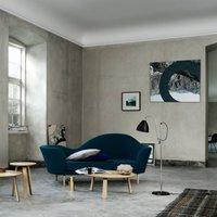 GUBI Bestlite BL3 floor lamp   16 cm  chrome black