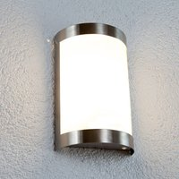 Wall lamp stainless steel
