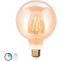 iDual LED bulb E27 9 W with remote control 12 5 cm