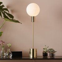 Uno table lamp  gold
