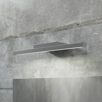 GROSSMANN Forte LED wall light  chrome 49 4 cm