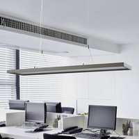 Dimmable LED office hanging light Divia