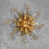 LATINA impressive ceiling light eight bulb
