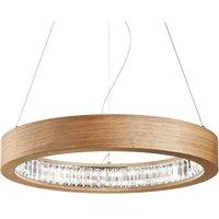 Round LED hanging light Libe Round  60 cm