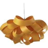 LZF Agatha Small hanging light  78 x 76 cm  yellow