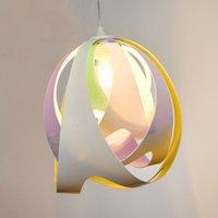 Modern GOCCIA DI LUCE hanging light  multicoloured