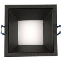 Kris LED downlight 3 000 K symmetrical black