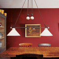 Provence La Maison extendible pendant light