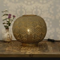 Stampa table lamp  spherical  height 28 cm