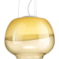 Mirage SP designer hanging light  amber