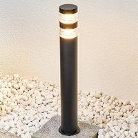 Wegeleuchte Lanea aus Edelstahl mit LEDs