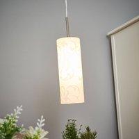 Amanda   artistic pendant light  1 bulb