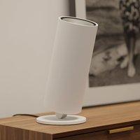 Regent Stream Table narrow digital 120 W 380 white