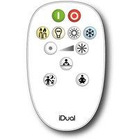 iDual Whites Flat remote control