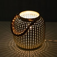 Bola table lamp  gold