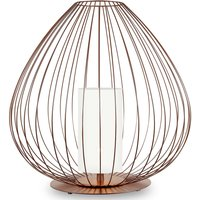 Karman Cell   cage table lamp  62 cm  bronze