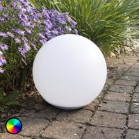 Drijvende solar-LED lichtbol Globo