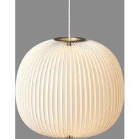 LE KLINT Lamella 3   designer hanging light  gold