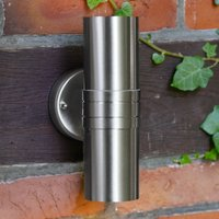 Hanni weather resistant LED outdoor wall light
