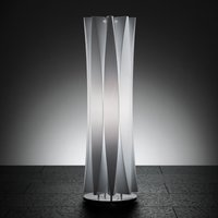 Tasteful BACH table lamp  height 73 cm white