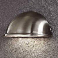 Torino outdoor wall light E27  stainless steel