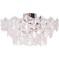By Ryd ns Monarque ceiling light