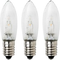 E10 0 3 W 24 V spare bulbs pack of 3