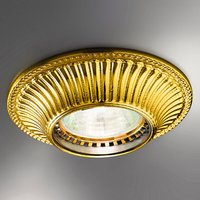 Appealing recessed light Milord  gold