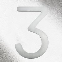 High Quality House Numbers made of Stainless 3