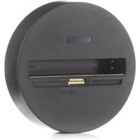 Eutrac surface point outlet 3 circuit  black