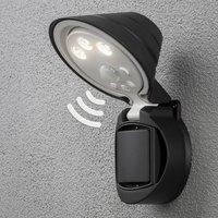 Prato LED outdoor spotlight  battery 16 cm wide