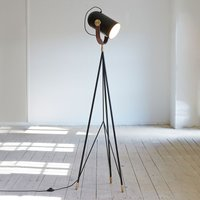 LE KLINT Carronade high   floor lamp  black