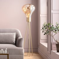 KARE Tripod Pear floor lamp