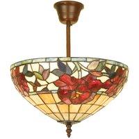 Ceiling light Finna  Tiffany style