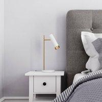 By Ryd ns Puls table lamp as a spotlight