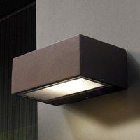 NEMESIS   adjustable outdoor wall light  brown