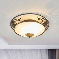 Rustic ceiling light Master  33 cm