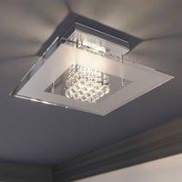 Extravagant Lisandra LED ceiling light