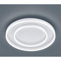 Helestra Sona LED ceiling light dim   60 cm white
