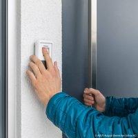 ABUS HomeTec Pro Bluetooth finger scanner CFS3100