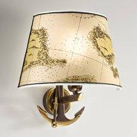 Elegant Nautica wall light  31 cm